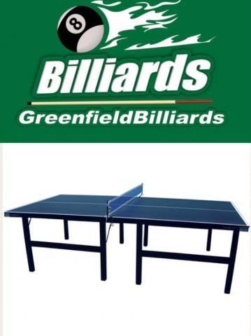Mesa Oficial Ping Pong