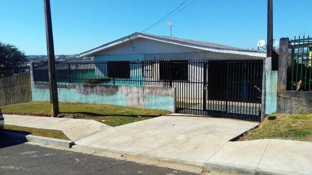 Casa de Alvenaria no Bairro Industrial (Guarapuava PR) R$210.000,00