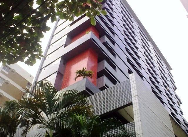 Flat 103, 4º pavimento Boa Viagem, completíssimo, Praia e Shopping Center - Foto 16