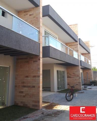Casa de condomínio à venda com 3 dormitórios em Ipitanga, Lauro de freitas cod:CA00742