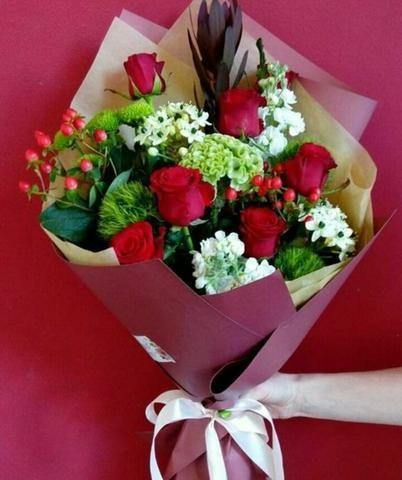 Rosas Vermelhas - Foto 4