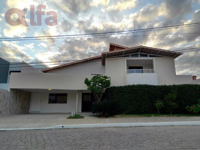 Casa de condomínio para alugar com 4 dormitórios em Pedra do bode, Petrolina cod:157