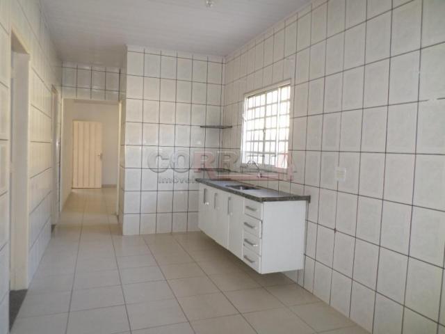 Casa à venda com 3 dormitórios em Conjunto habitacional pedro perri, Aracatuba cod:V2546 - Foto 10