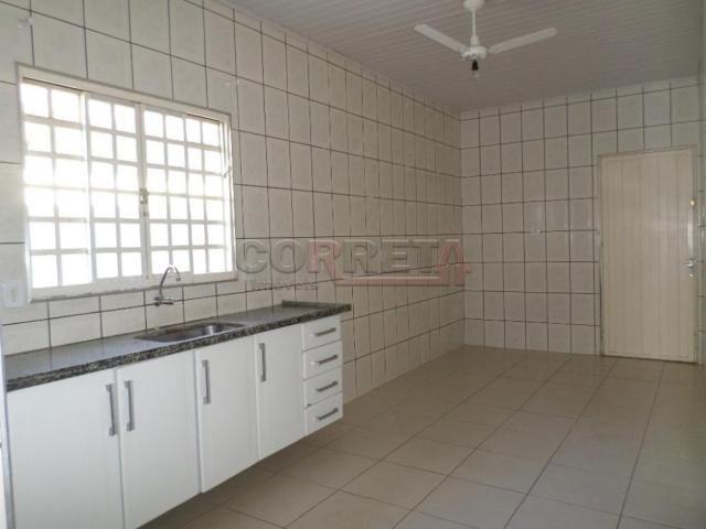 Casa à venda com 3 dormitórios em Conjunto habitacional pedro perri, Aracatuba cod:V2546 - Foto 9
