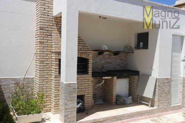 Porteira fechada - excelente casa duplex nova - Foto 2