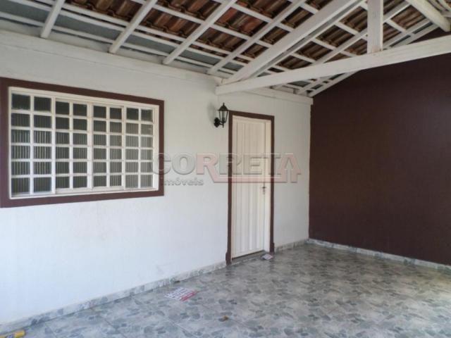 Casa à venda com 3 dormitórios em Conjunto habitacional pedro perri, Aracatuba cod:V2546