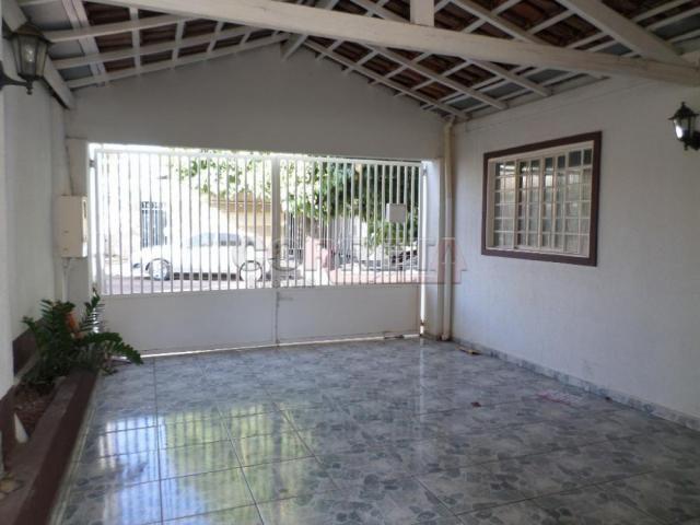 Casa à venda com 3 dormitórios em Conjunto habitacional pedro perri, Aracatuba cod:V2546 - Foto 2