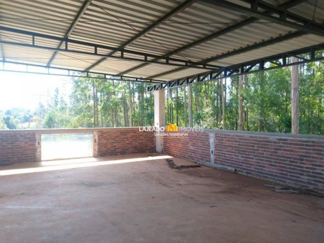 Sítio para alugar, 6500 m² por R$ 1.180,00/mês - Zona Rural - Colinas/RS - Foto 4