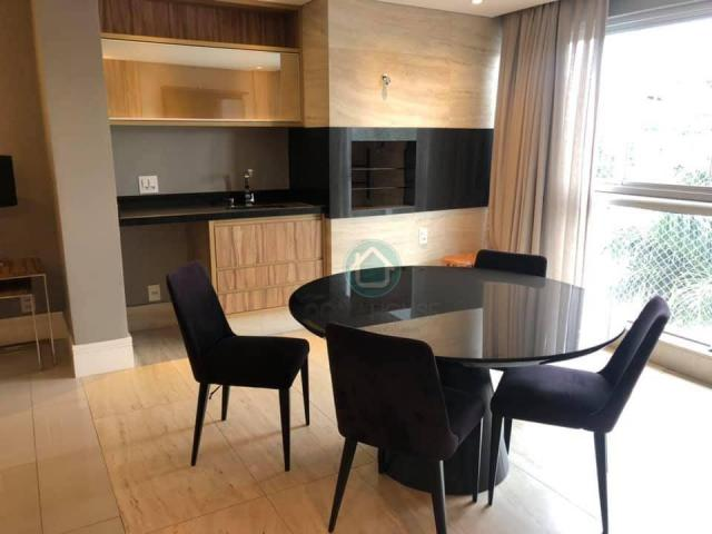 Apartamento com 3 dormitórios à venda, 132 m² por r$ 1.000.000,00 - centro - campo grande/ - Foto 9