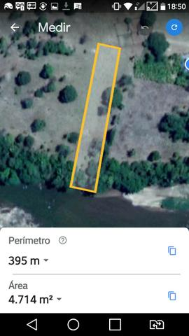 Chácara 30mts por 180 mts