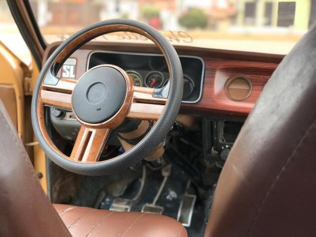 Chevette SL 77/78 Relíquia Conservada - Foto 7