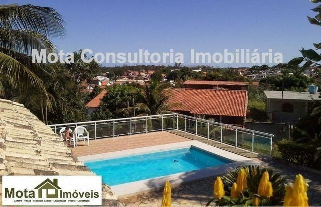 Iguaba Grande - Ótima Casa 2 Qts Escriturada com RGI - Condomínio Fechado