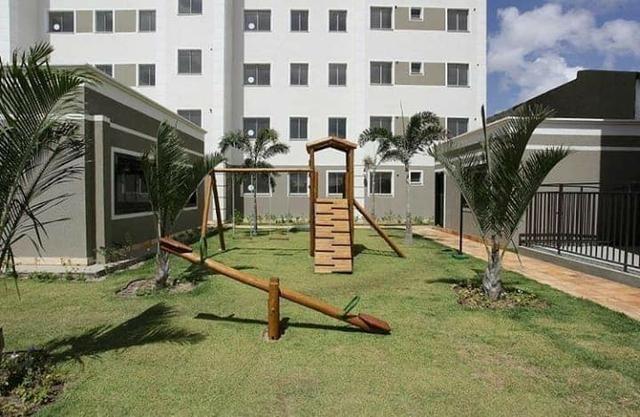 Repasse Apartamento na maraponga R$ 65.000.00 mais prestações R$ 954 - Foto 4