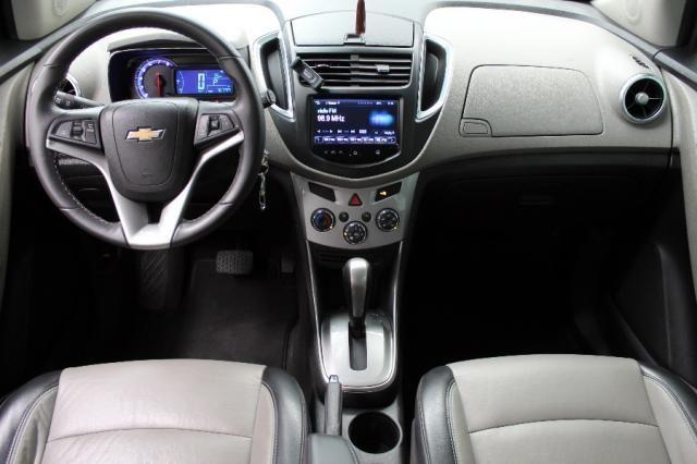 Chevrolet Tracker LTZ 1.8 16V FLEX 4X2 AUT 4P - Foto 11