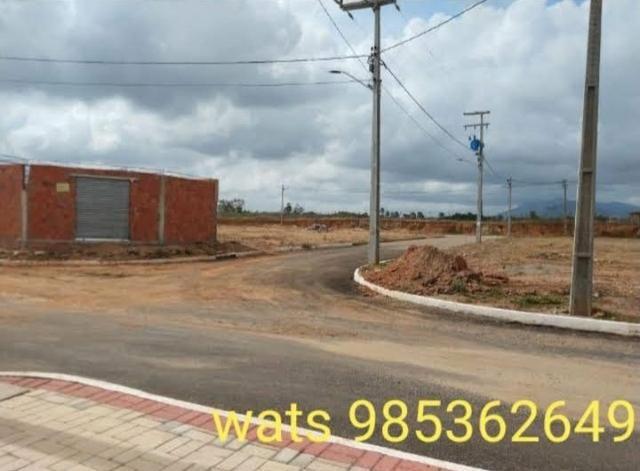 """"""" Lotes Prontos para construir perto da CEASA"""