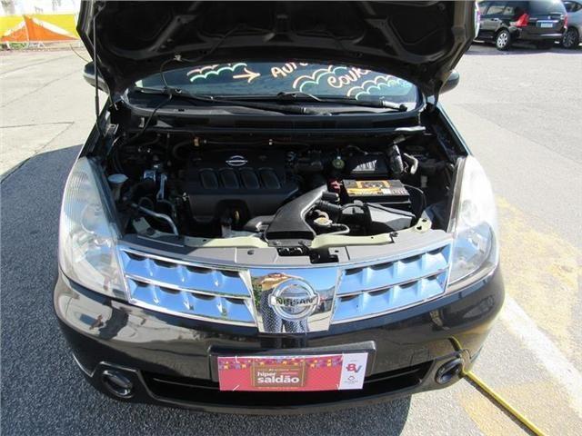 Nissan Livina 1.8 sl 16v flex 4p automático - Foto 9