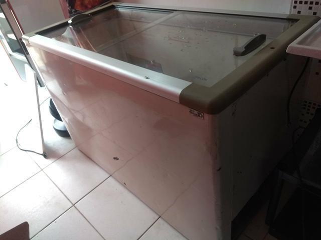 Freezer horizontal 220w