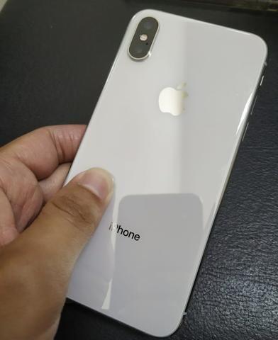 IPhone X GARANTIA APPLE 2020 - Foto 4