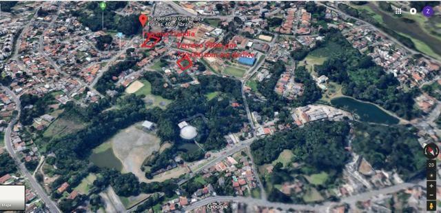 Terreno 666m² 16x41 projeto de casa Alto Padrão em anadamento - atrás Opera de Arame - Foto 10