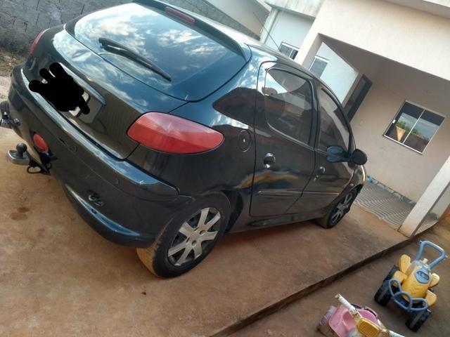 Peugeot 206 1.4 8v - Foto 5