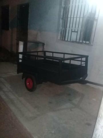 Vendo essa carrocinha - Foto 3