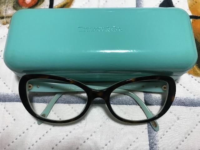 Óculos de grau Tiffany original - Bijouterias, relógios e acessórios ... 2dbddcb609