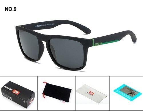 6ee685653fbb4 Óculos De Sol Masculino Original Dubery Polarizado Uv400 ...