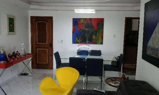 Apartamento à venda, 99 m² por r$ 600.000,00 - jardim guanabara - rio de janeiro/rj