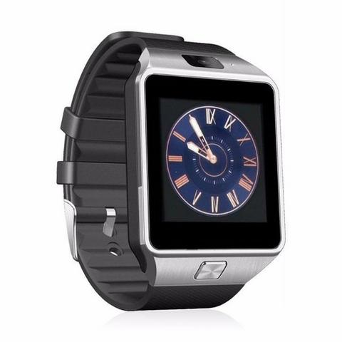 Relógio Celular Smart Watch Dz09 C/ Chip Câmera Som + Brinde