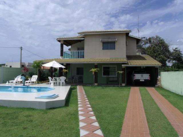 Casa Porteira Fechada no Cond. Parque das Arvores em Barra do Jacuipe R$ 550.000,00