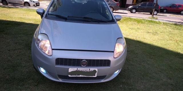 Fiat Punto Essence 1.6 - 16V, completo, IPVA pago - Foto 3