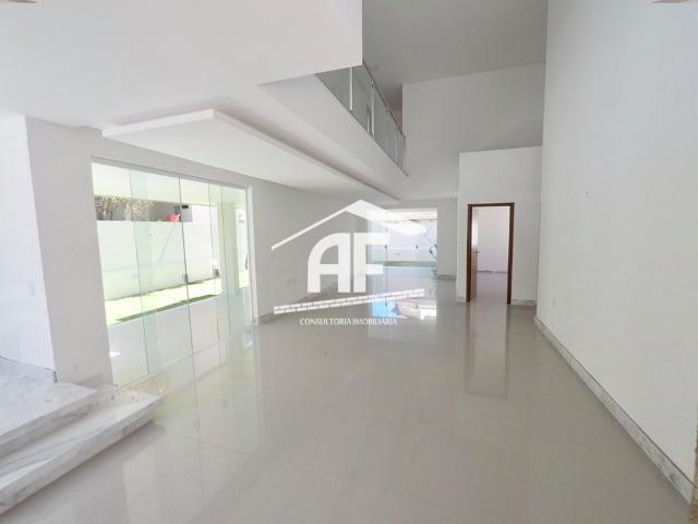 Casa nova no condomínio San Nicolas - 4 suítes sendo 1 máster com closet - Foto 4
