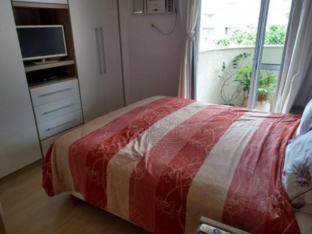 Apartamento com 3 dormitórios à venda, 94 m² por r$ 695.000,00 - grajaú - rio de janeiro/r - Foto 9