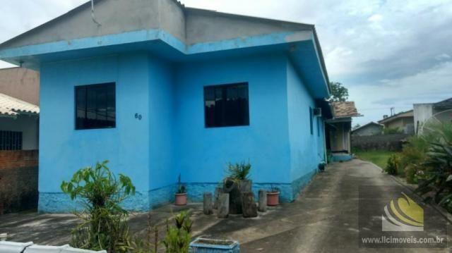 Casa para Venda em Imbituba, Campo D´AVIAÇÃO, 4 dormitórios, 1 suíte, 1 banheiro, 1 vaga - Foto 2