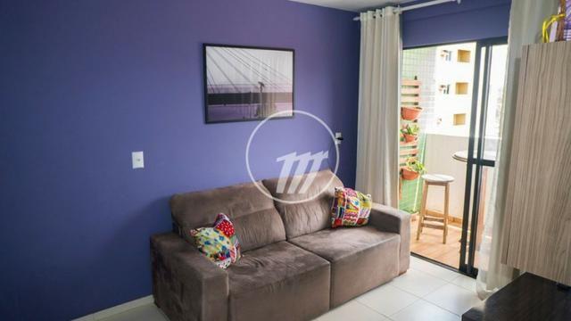 Apartamento nascente aconchegante com 55 m², 2/4 (sendo 01 suíte), na Serraria. REF: B1645 - Foto 2