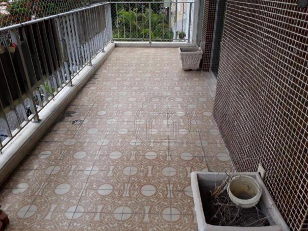 Apartamento com 3 dormitórios à venda, 126 m² por r$ 660.000 - grajaú - rio de janeiro/rj - Foto 18