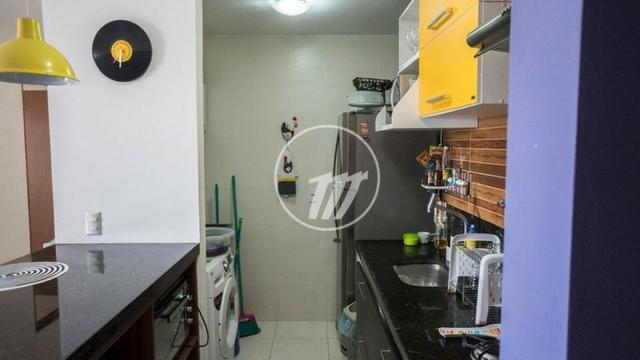 Apartamento nascente aconchegante com 55 m², 2/4 (sendo 01 suíte), na Serraria. REF: B1645 - Foto 8