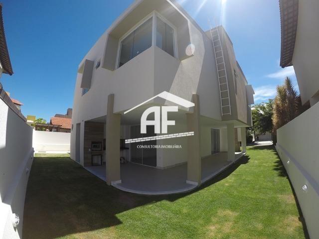 Casa nova no condomínio San Nicolas - 4 suítes sendo 1 máster com closet - Foto 10