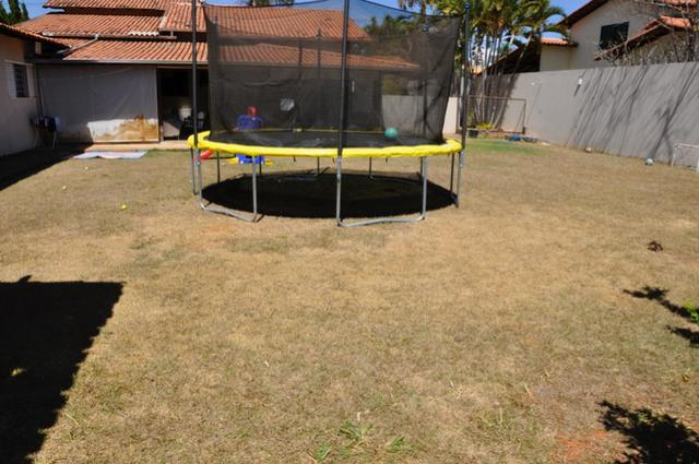 Casa Terrea Solar de Brasilia, Qd 2, 4 Stes, Regularizada, Cond. Fechado, 450m2, - Foto 5