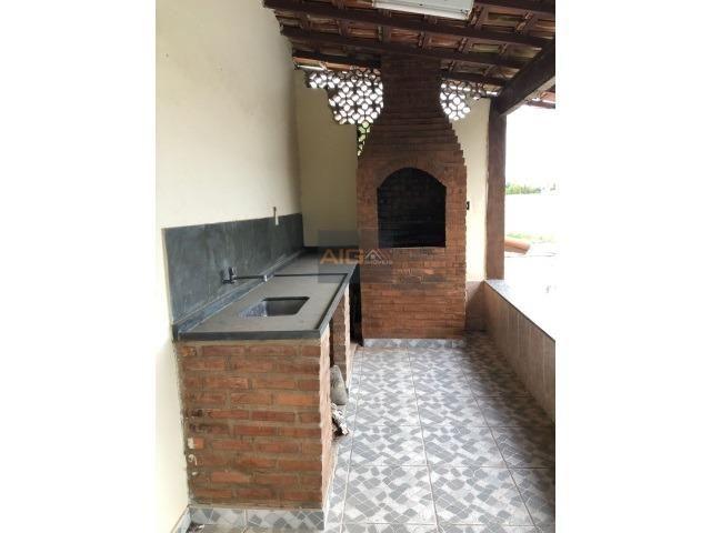 Casa 03 Quartos / Churrasqueira / Portão automático - Foto 12
