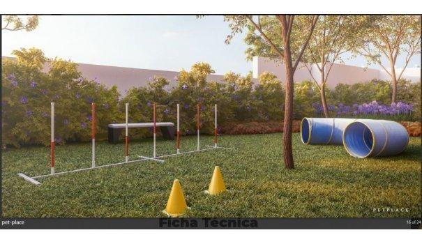 Studio de 37m² na Vila Butantã ,2 dorms, 100 mts portão 3 da USP. Lazer completo - Foto 18