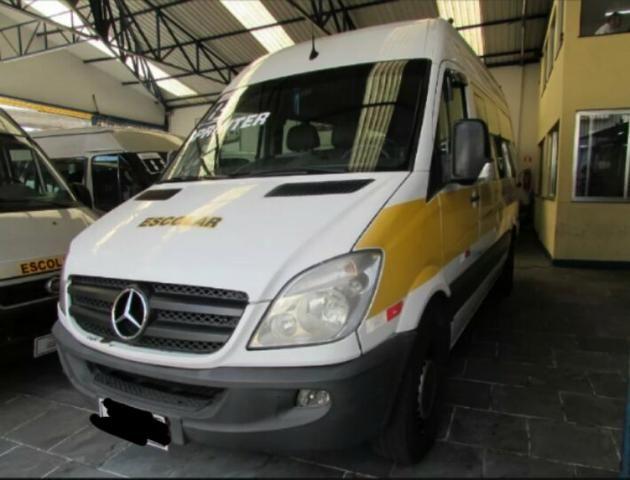 Van Sprinter Mercedes-Benz - Foto 2
