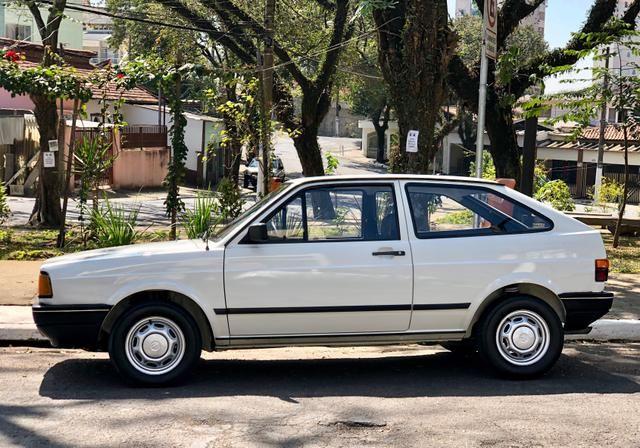 VW - Volkswagen Gol CL1.8 1990 RARIDADE - Foto 6