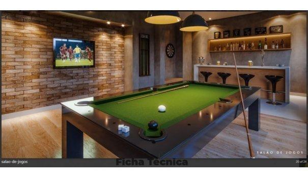 Studio de 37m² na Vila Butantã ,2 dorms, 100 mts portão 3 da USP. Lazer completo - Foto 19