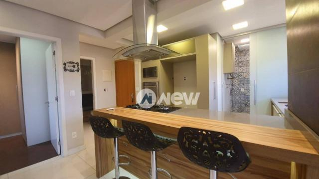 Apartamento com 2 dormitórios à venda, 80 m² por r$ 550.000,00 - mauá - novo hamburgo/rs - Foto 10