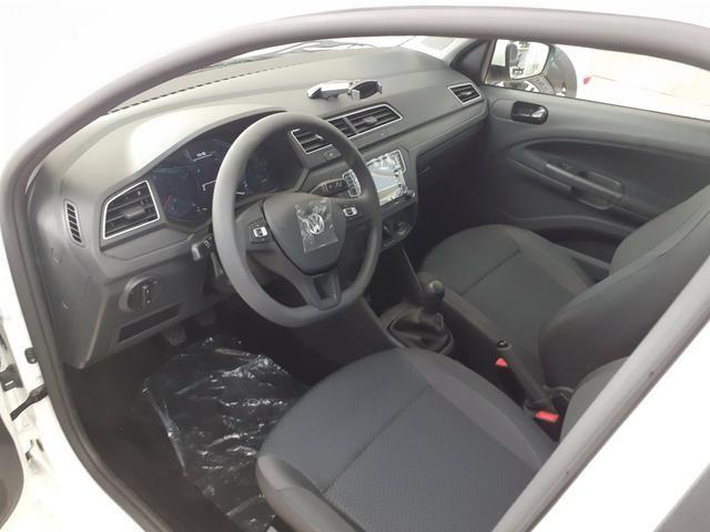 Volkswagen Voyage 1.6 2020 top de linha - Foto 4