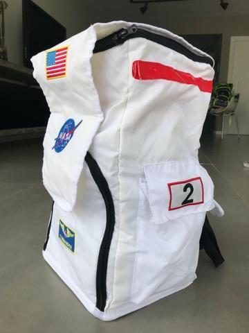 nueva colección 815ef 2953f Mochila NASA