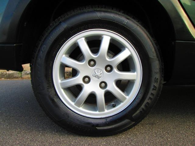 207 sw escapade 2010 1.6 flex completa 4 pneus novos impecável !!! - Foto 18