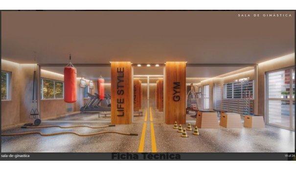 Studio de 37m² na Vila Butantã ,2 dorms, 100 mts portão 3 da USP. Lazer completo - Foto 14