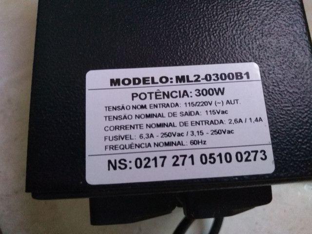 Estabilizador eletrônico microline 2 BMI - Foto 2